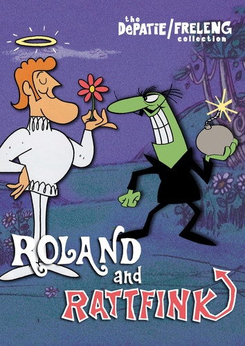 - Roland and Rattfink (The DePatie / Freleng Collection)