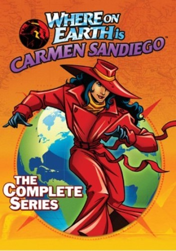 Where on Earth Is Carmen Sandiego?: The Complete Series