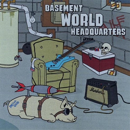 Basement World Headquarters