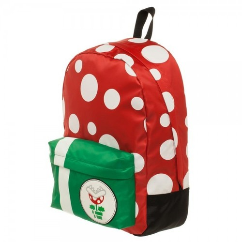 Nintendo Super Mario Mushroom Backpack - Nintendo Super Mario Mushroom Backpack