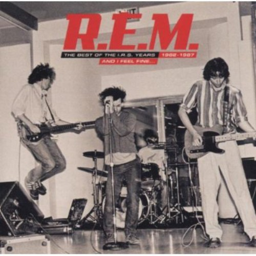 R.E.M. - Best Of The I.R.S. Years 1982-1987