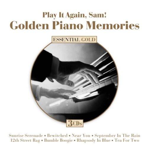 Play It Again Sam! Golden Piano Memories - Play It Again Sam! Golden Piano Memories