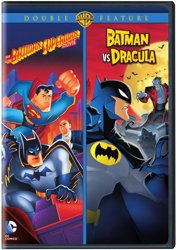 The Batman vs. Dracula /  The Batman /  Superman Movie