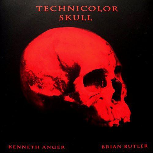 Technicolor Skull