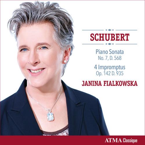 Schubert: Piano Sonata No. 7 Op. 122 - Four