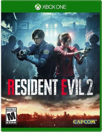 Xb1 Resident Evil 2 - Resident Evil 2