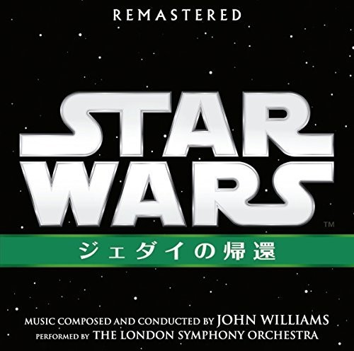 Star Wars VI: Return Of The Jedi (Original Soundtrack) [Import]