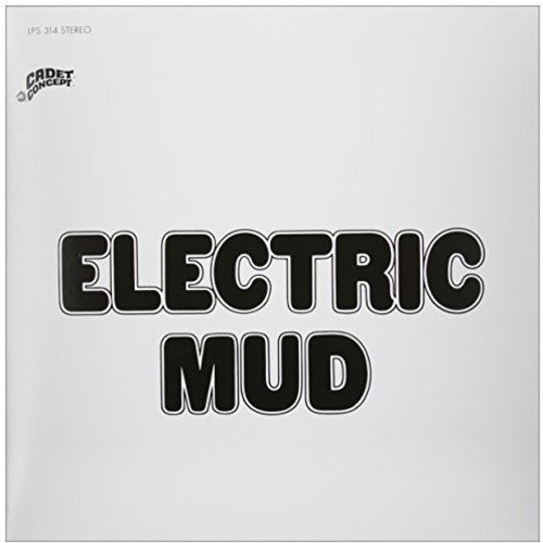 Muddy Waters - Electric Mud (Blk) (Gate) [180 Gram]