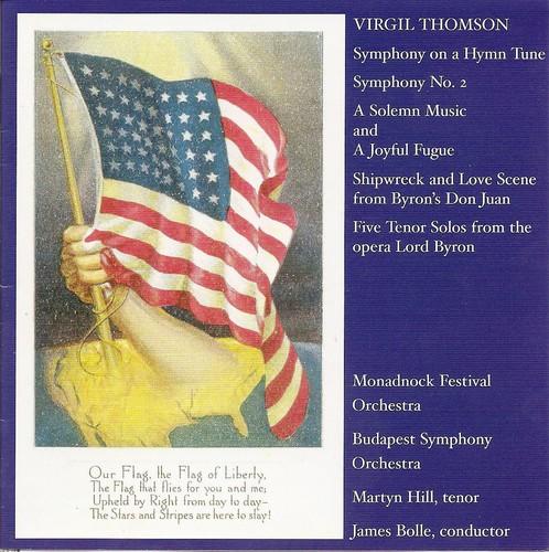 Symphony on a Hymn Tune /  Symphony No.2