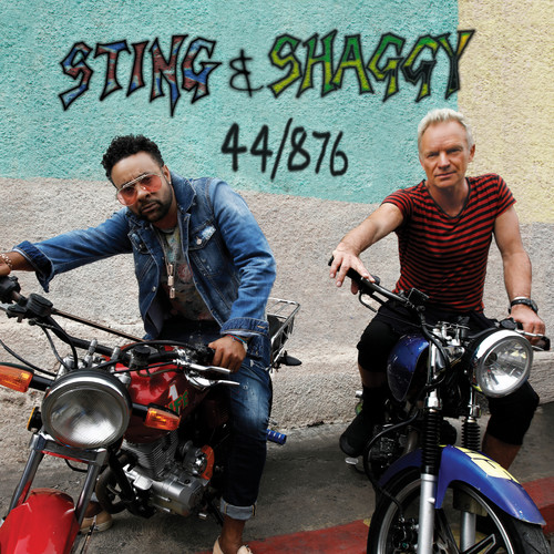 Sting & Shaggy-44/876