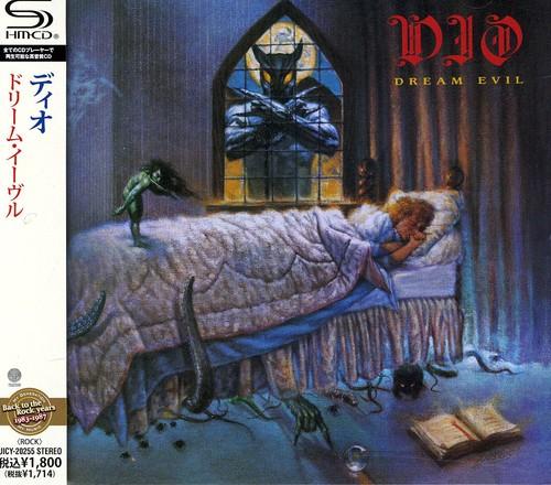 Dio - Dream Evil (Shm-Cd) [Import]