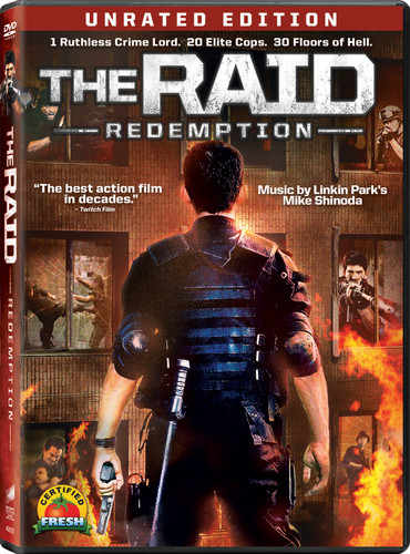 The Raid [Movie] - The Raid: Redemption