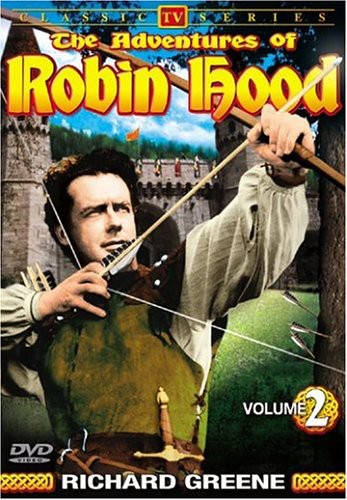 The Adventures of Robin Hood: Volume 2