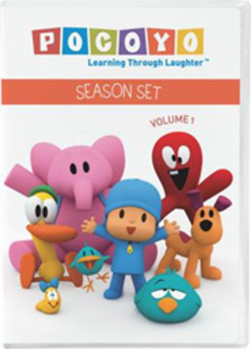 Pocoyo Season Set: Volume 1