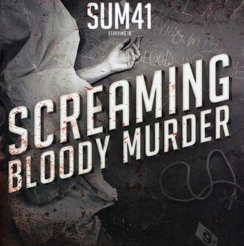 Sum 41 - Screaming Bloody Murder [Import]