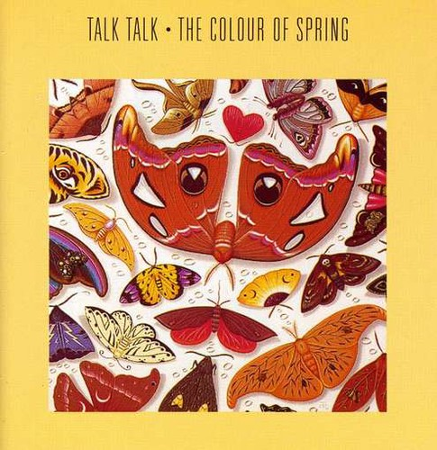 Talk Talk - Colour Of Spring (Incl. Bonus Dvd Audio) [Import]