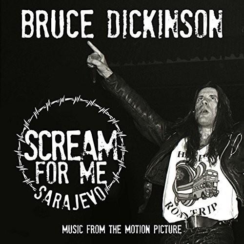 Bruce Dickinson - Scream For Me Sarajevo [LP]