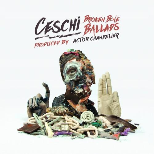 Ceschi - Broken Bone Ballads [Vinyl]