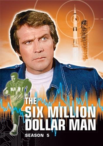 The Six Million Dollar Man: Season 5