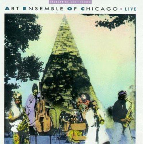 Art Ensemble Of Chicago - Live at Mandel Hall
