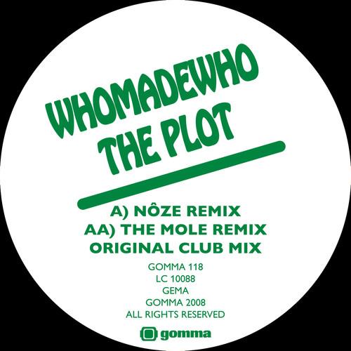 Plot [Noze and The Mole Remixes] [Single]