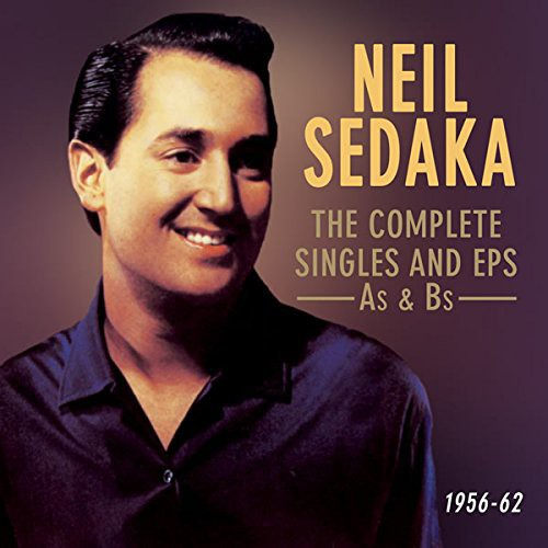 Complete Us Singles & Eps As & BS 1956-62