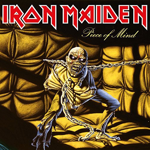 Iron Maiden - Piece Of Mind [Import Vinyl]
