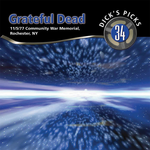 Grateful Dead - Dick's Picks Volume 34 Community War Memorial, Rochester, NY 11/5/1977 [6LP]