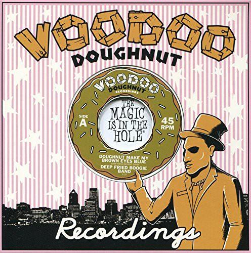 Doughnut Make My Brown Eyes Blue /  Tokyo Cowboy
