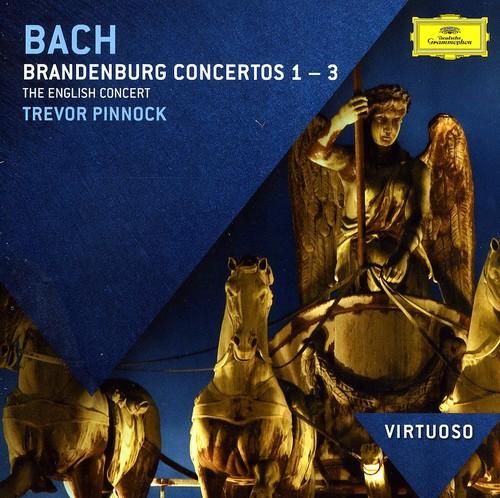 Bach, J.S. Brandenburg Concertos 1-3