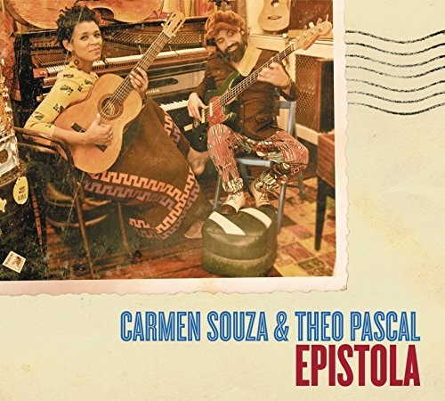 Carmen Souza - Epistola