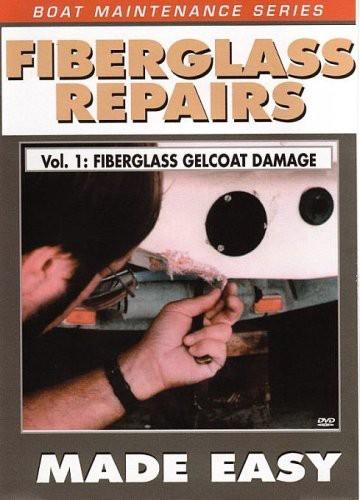 Fiberglass Repair and Gelcoat Damage