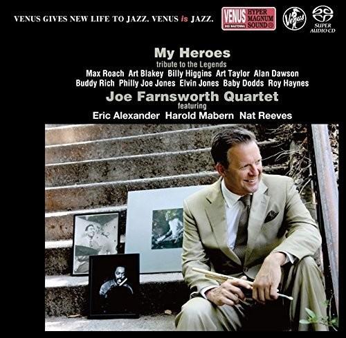 Joe Farnsworth - My Heroes (Jpn)