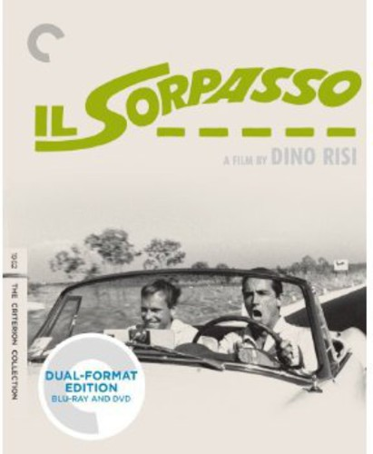 Il Sorpasso (Criterion Collection)