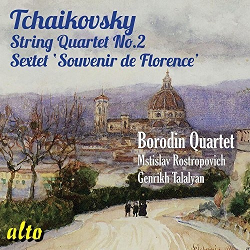 String Quartet No. 2 /  Souvenir de Florence