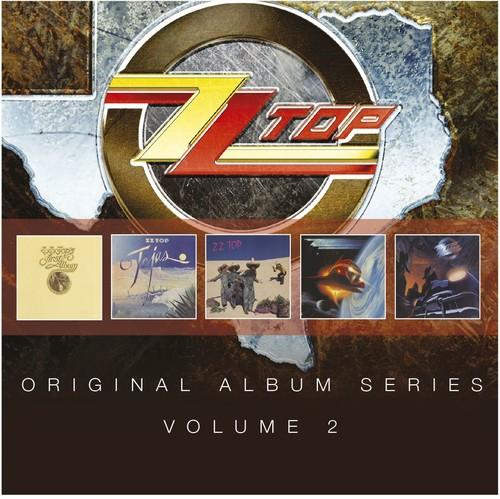 ZZ Top - Original Album Series Volume 2