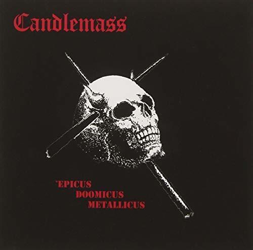 Candlemass - Epicus Doomicus Metallicus [Import]