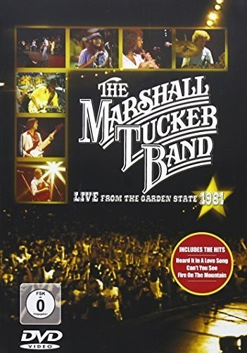 Tucker, Marshall - Live From The Garden State 1981 / (Uk)