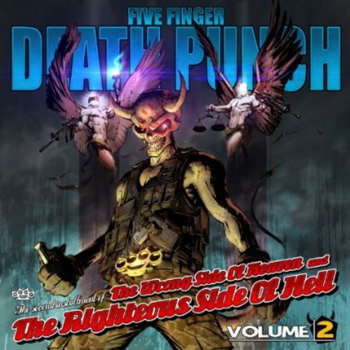 Five Finger Death Punch - The Wrong Side Of Heaven And The Righteous Side Of Hell, Vol. 2 [Clean]