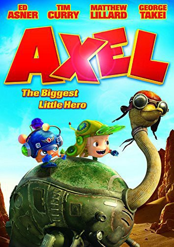 Axel: The Biggest Little Hero