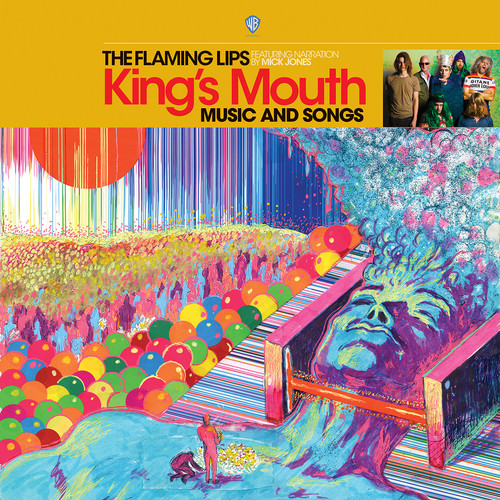 The Flaming Lips - King's Mouth: Music and Songs [LP]
