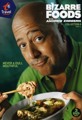 Bizarre Foods With Andrew Zimmern: Collection 4 Part 1