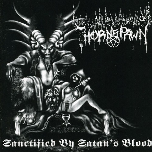 Sanctified By Satans Blood [Import]