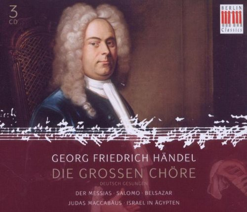 Choral Works Sung in German