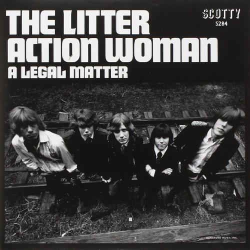 Litter - Action Woman / a Legal Matter
