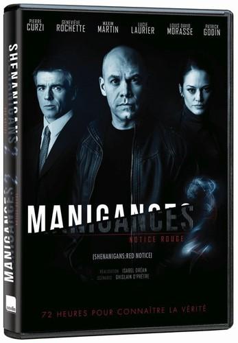 Manigances: Notice Rouge [Import]