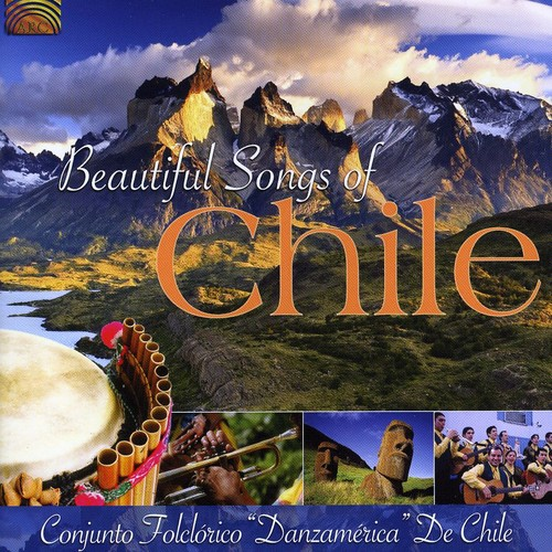 Beautiful Songs Of Chile