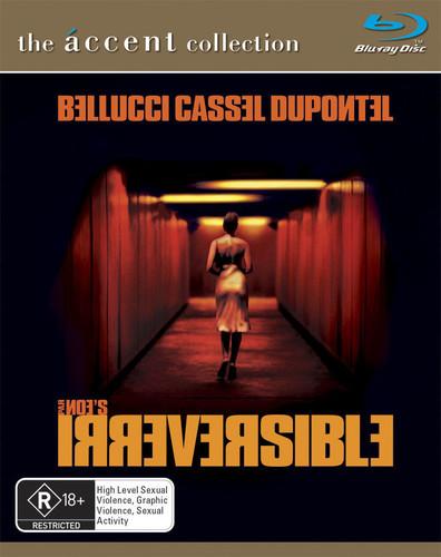 Irreversible (2004) [Import]