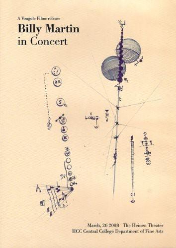 Billy Martin in Concert