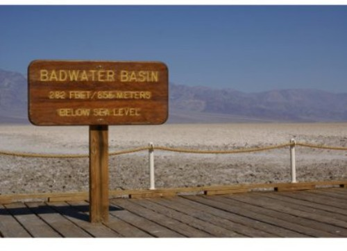 How the Earth Was Made: Death Valley